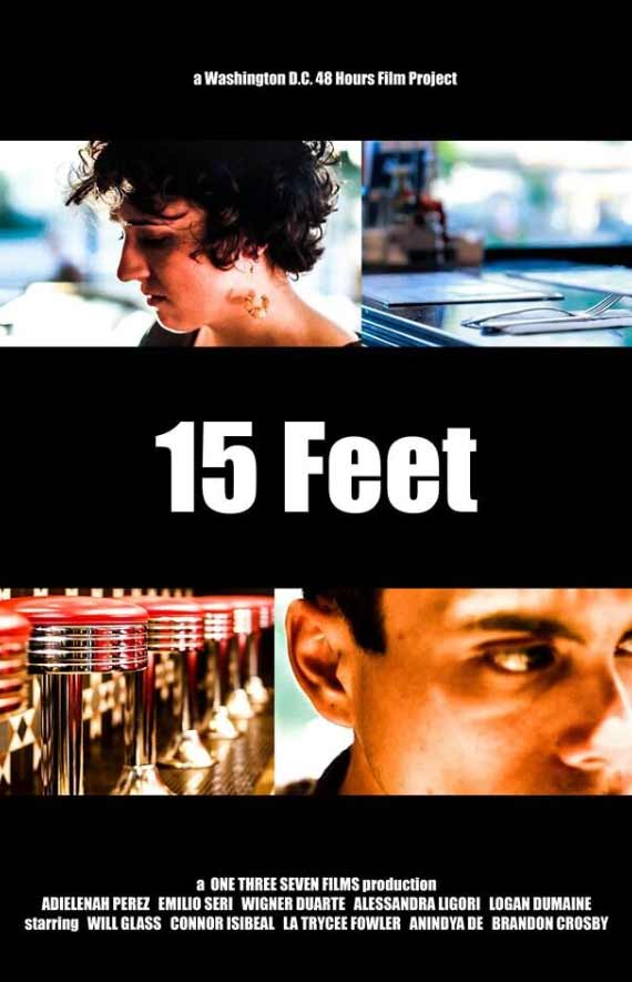 15 FEET