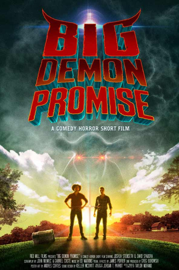 BIG DEMON PROMISE*